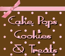 Cake Pops, Cookies, Chocolate & more