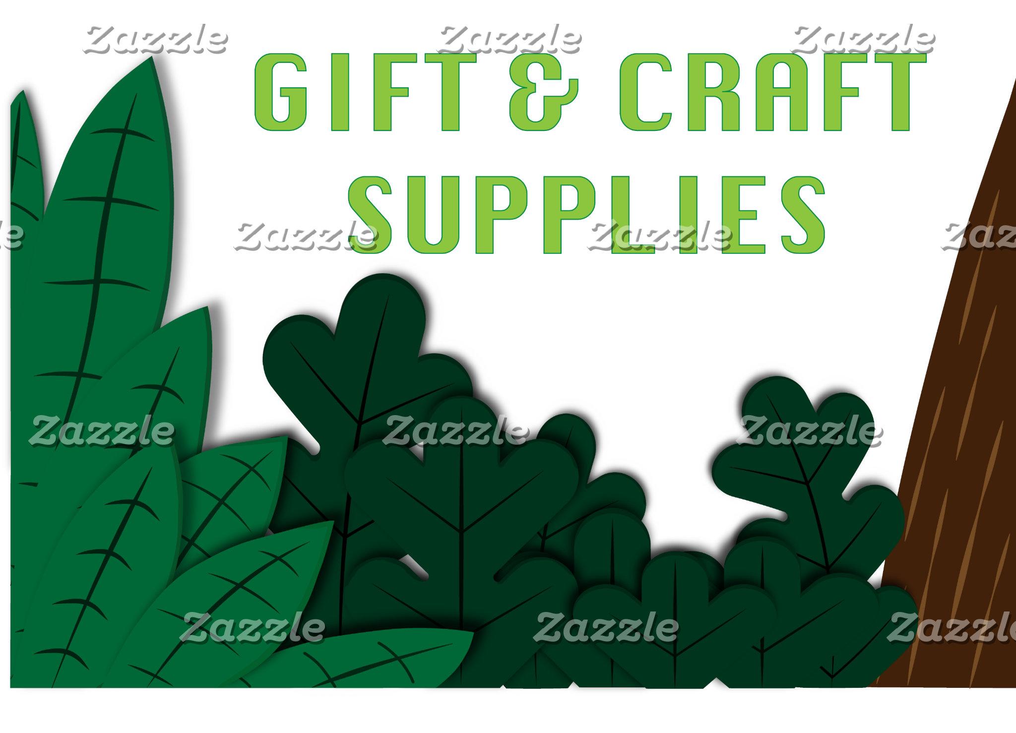 Gift & Craft Supplies