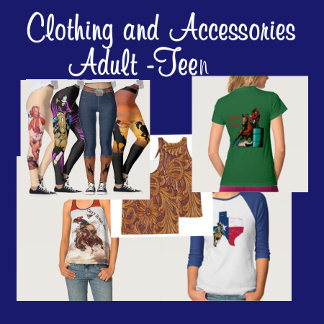 Western Clothing - Adult- Teen