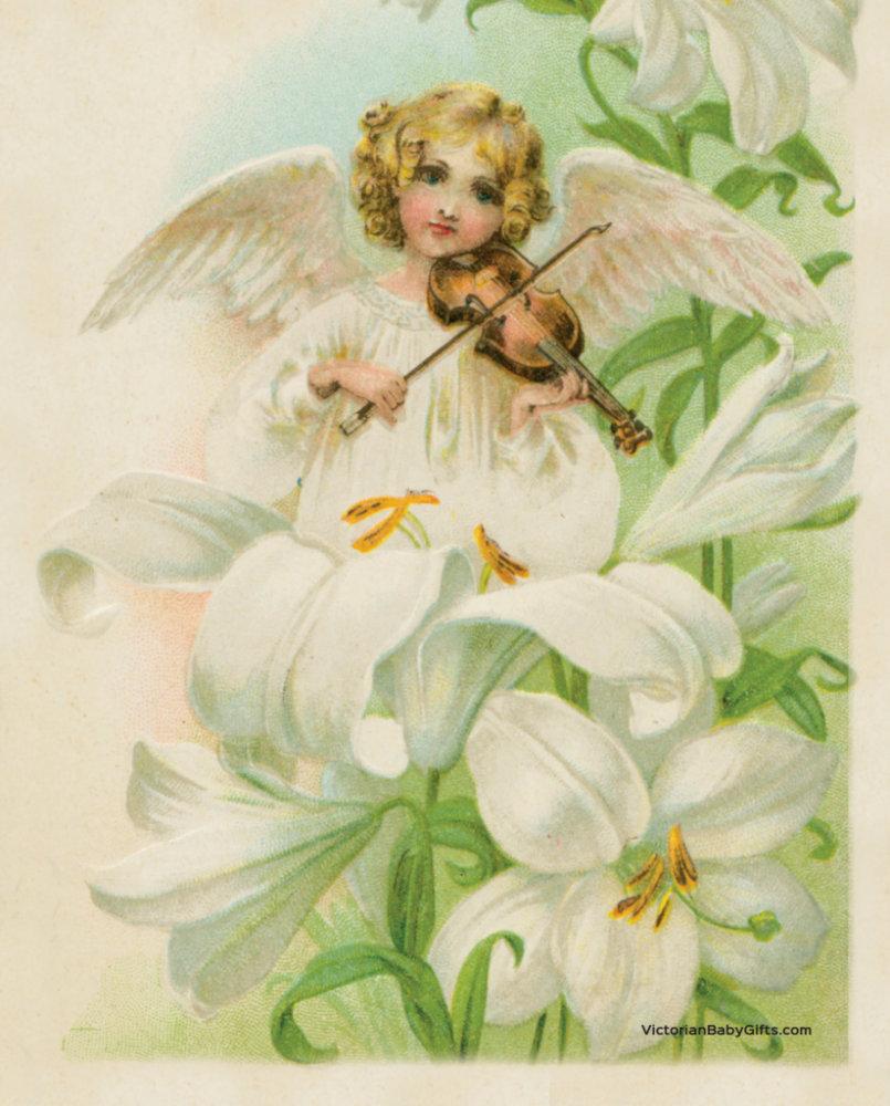 Antique Angels