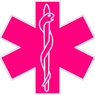 Pink Star Of Life