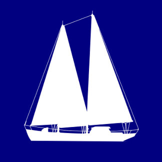 Navy Blue Coastal Decor