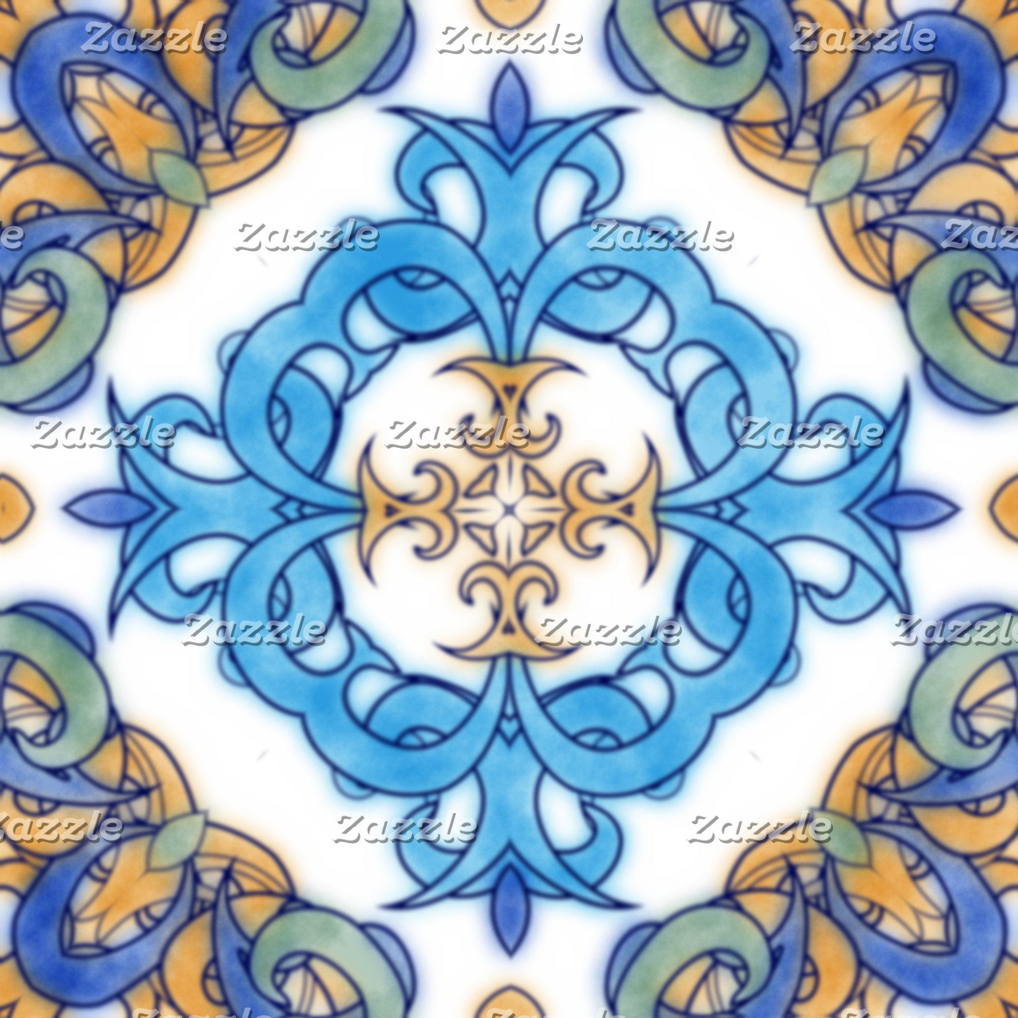 Ornamental Patterns