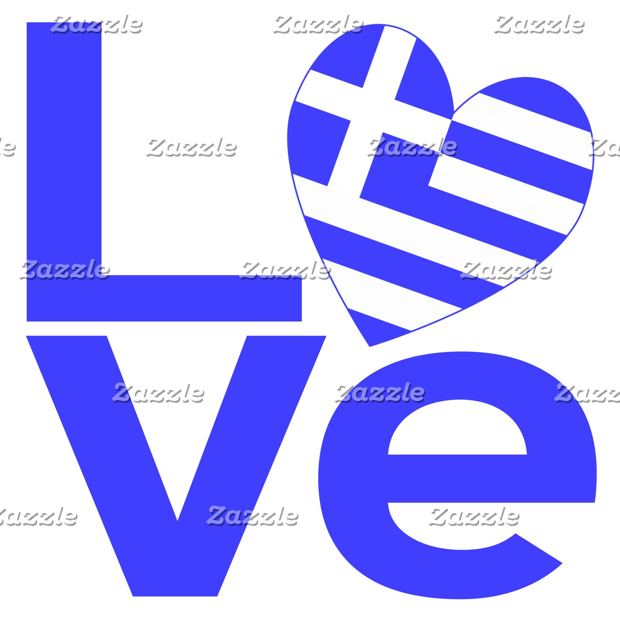 Greek Blue LOVE