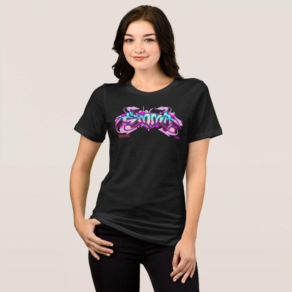 Girl Graffiti T-shirts