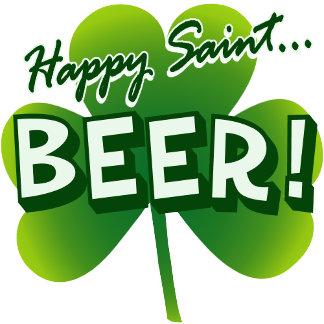 Happy Saint ... BEER!