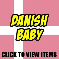Danish Baby, Toddler and Kid