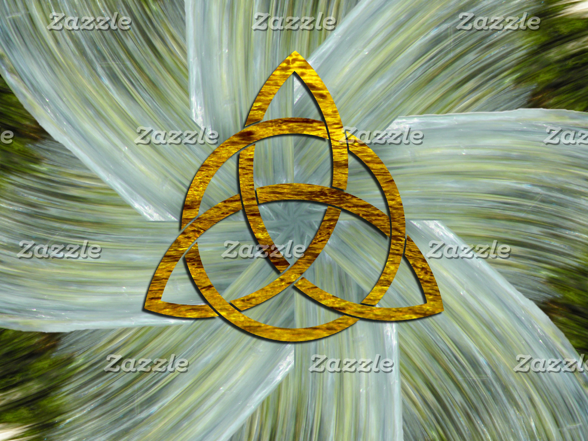 Living Water Triquetra - Wellspring