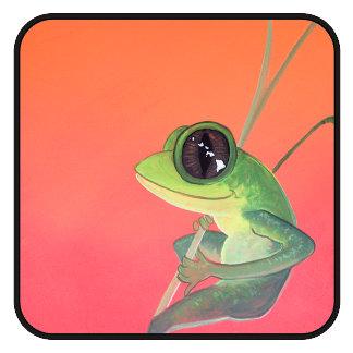 Happy Hawaiian Frog