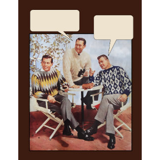 1950's Sweater Guys