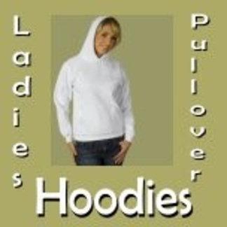 Ladies Pullover Hoodies