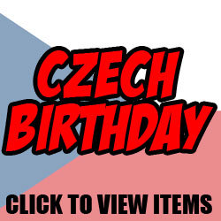 Czech Birthday