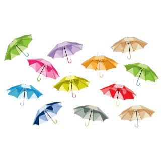 Spring Umbrellas
