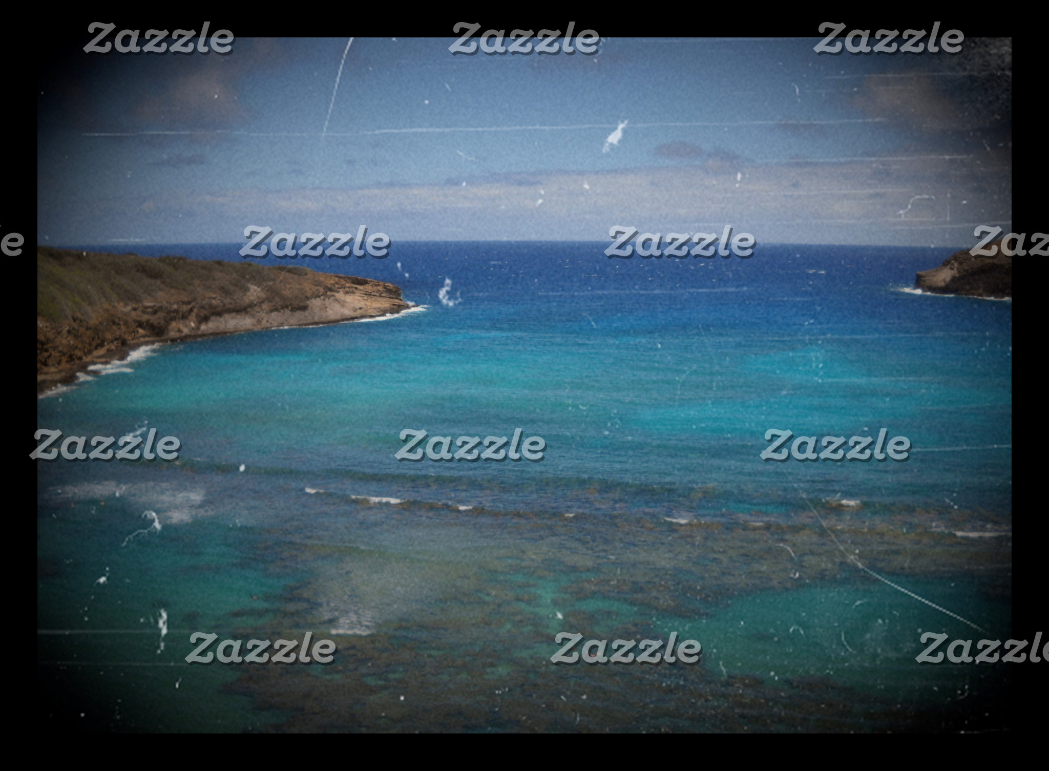 Hanauma Bay Artistic Photos
