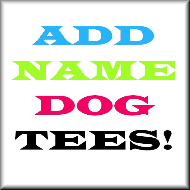 Personalized Pet Clothes