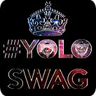 Keep calm and #yoloswag