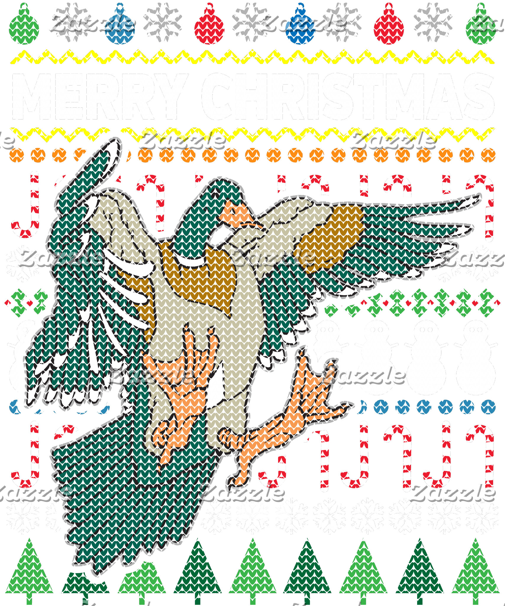 Duck Ugly Sweater