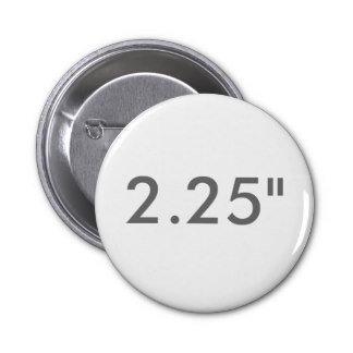 """2.25"""" Round STANDARD"""