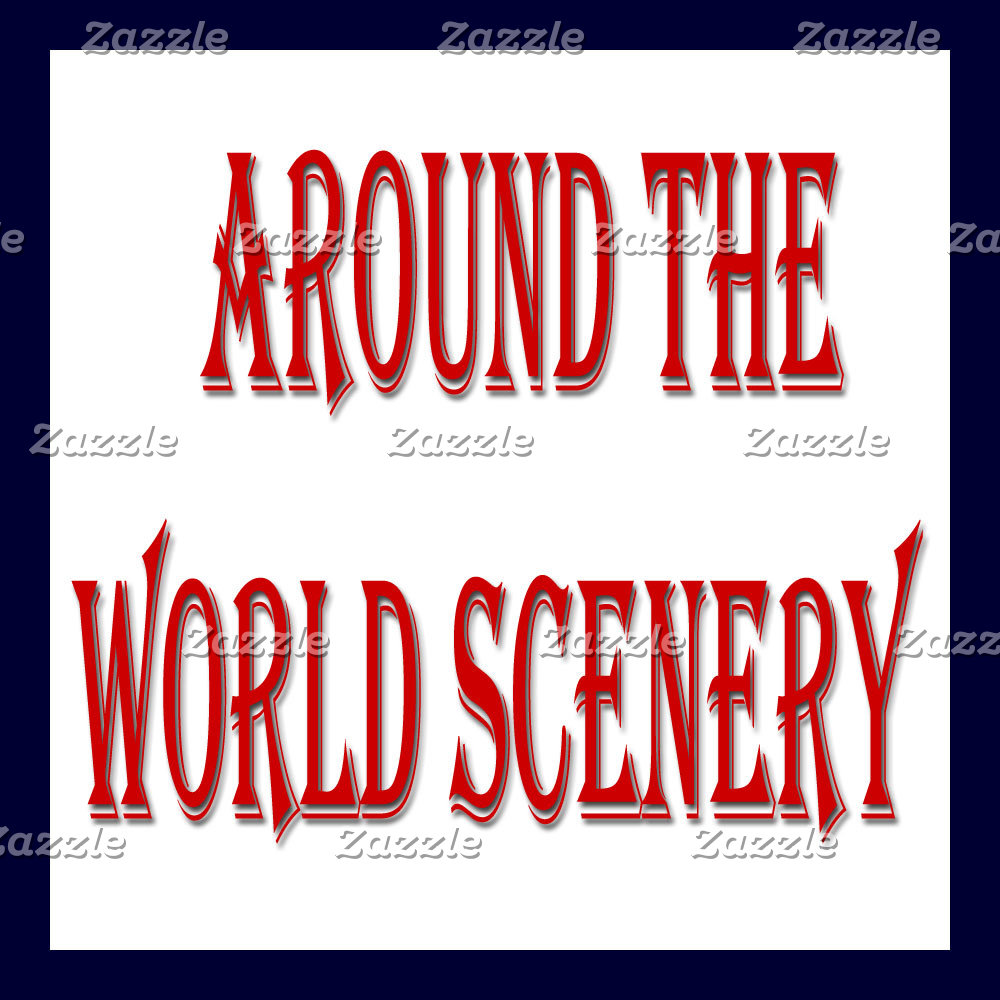 Around the World Scenery