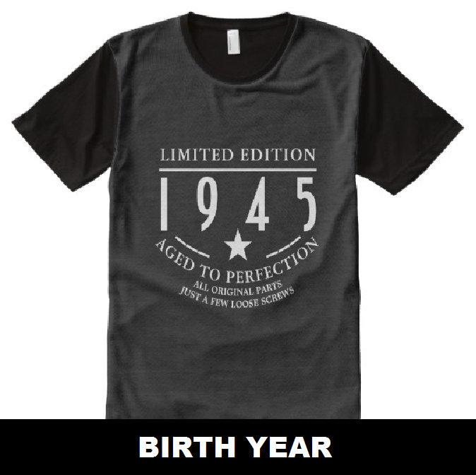 Birth Year