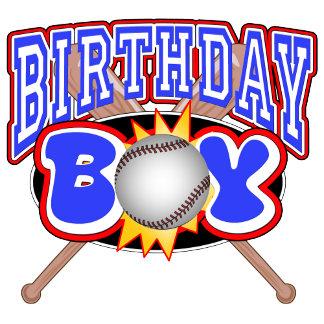 Baseball Birthday Boy