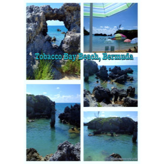 Bermuda- Tobacco Bay Beach