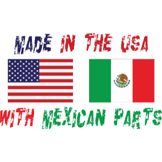 American Mexican American T-Shirt
