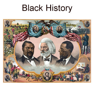 Black History Posters and Prints
