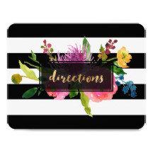 4 | Floral, Ranunculus+Stripes