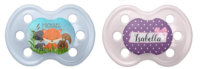 Baby Pacifiers