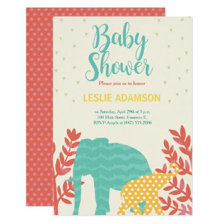 Baby Shower Invitations, Announcements & Gifts