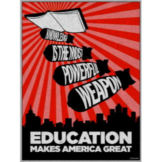 Education Makes America Great