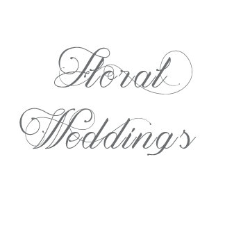 FLORAL WEDDINGS