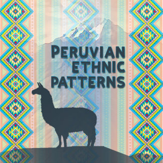 Peruvian ethnic patterns