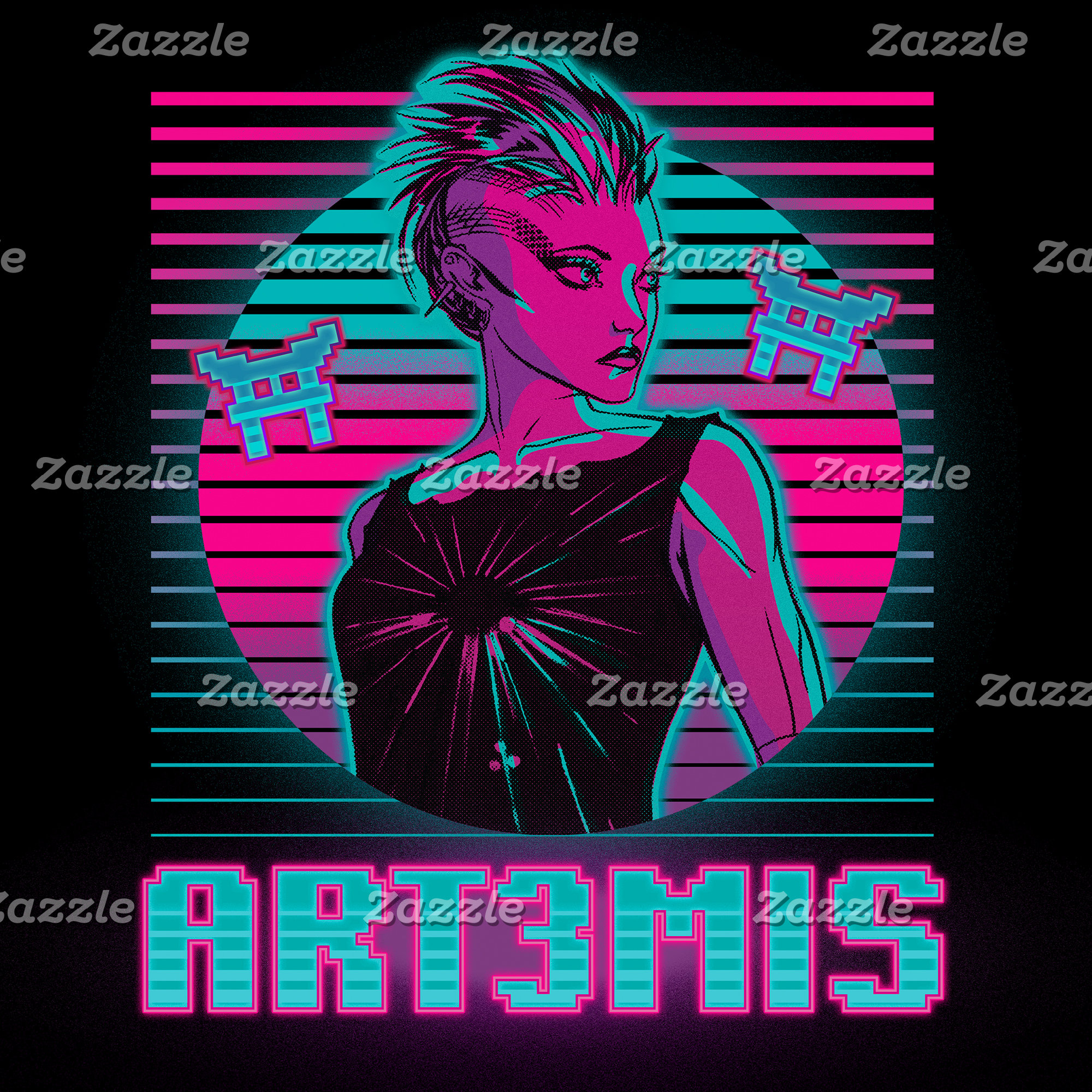 Art3mis Graphic