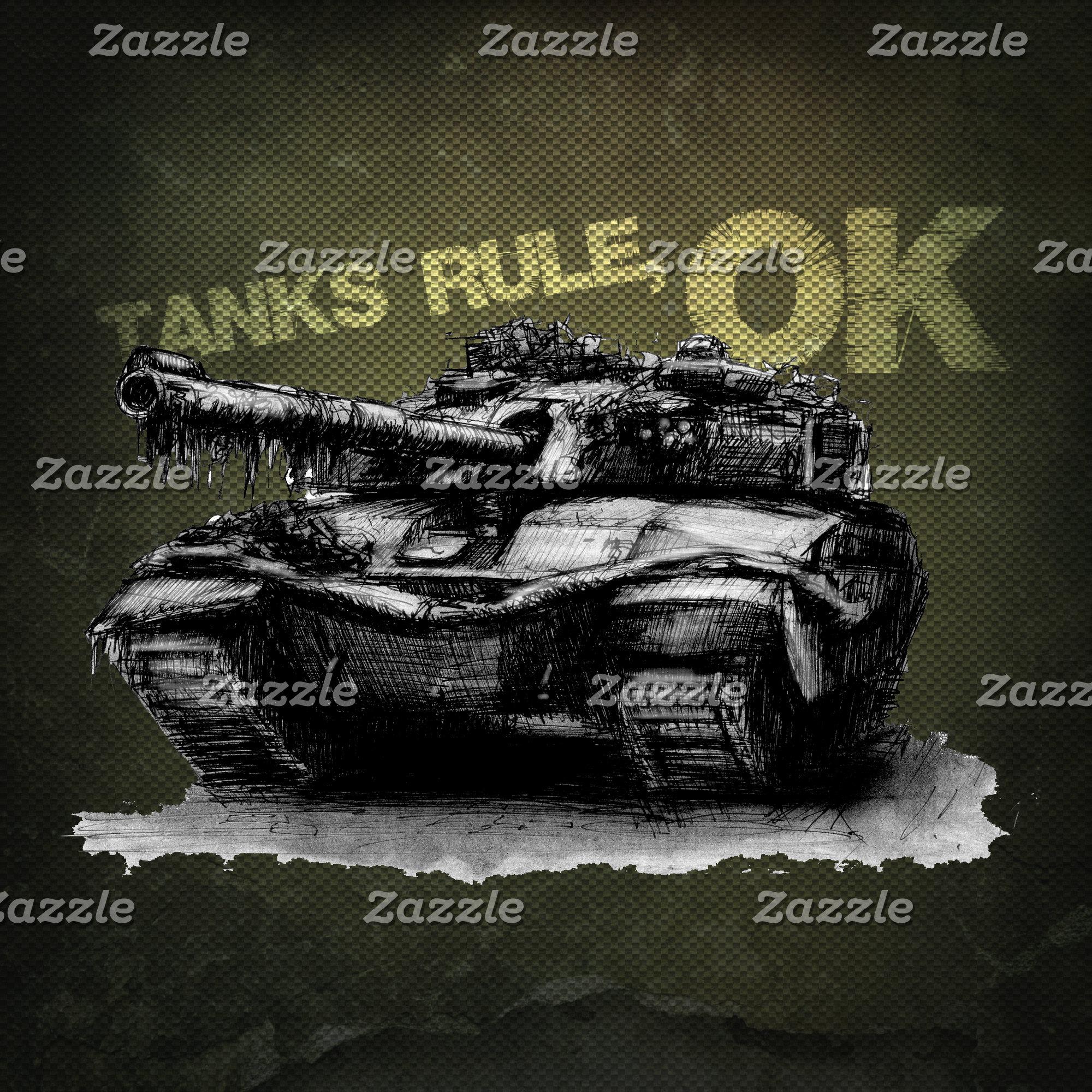 Challenger Main Battle Tank