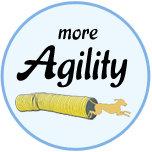 More Agility