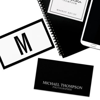 Business Cards and Office Supplies