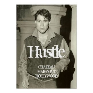 Hustle - Chateau Marmont Hollywood Hotel