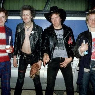 Sex Pistols Band Photo