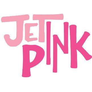 A Jet Pink Logo