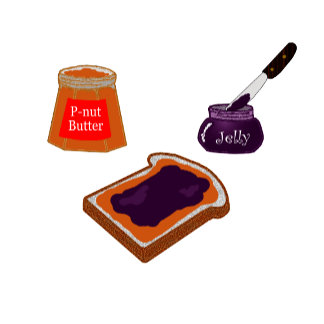 P-nut Butter and Jelly Time Series