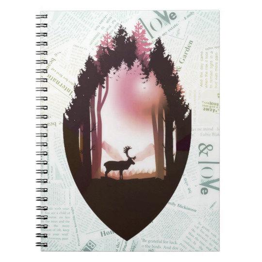 Deer Notebooks