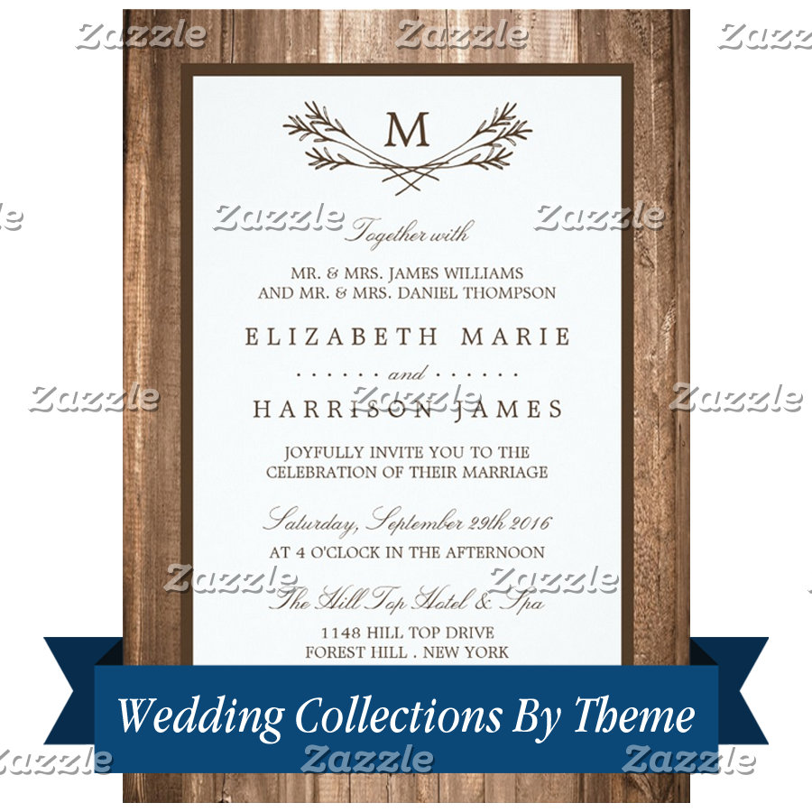 Wedding Collections By Theme