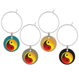 Wine Charms Martial Arts