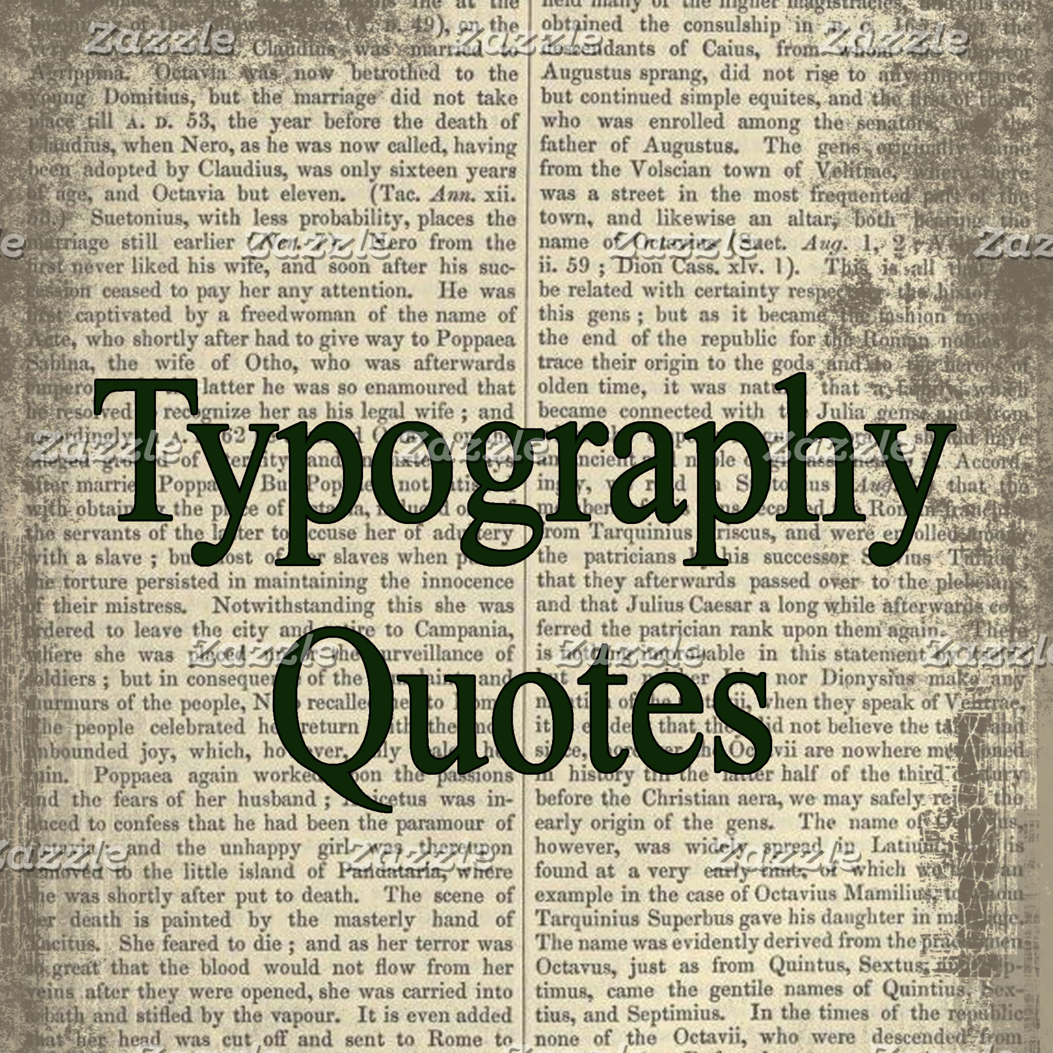 Typography/Quotes