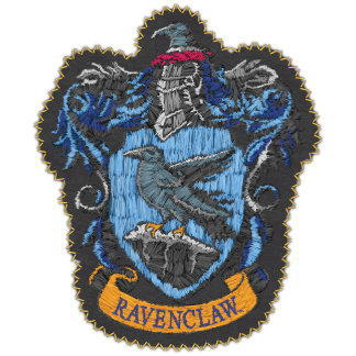 Ravenclaw Crest 4