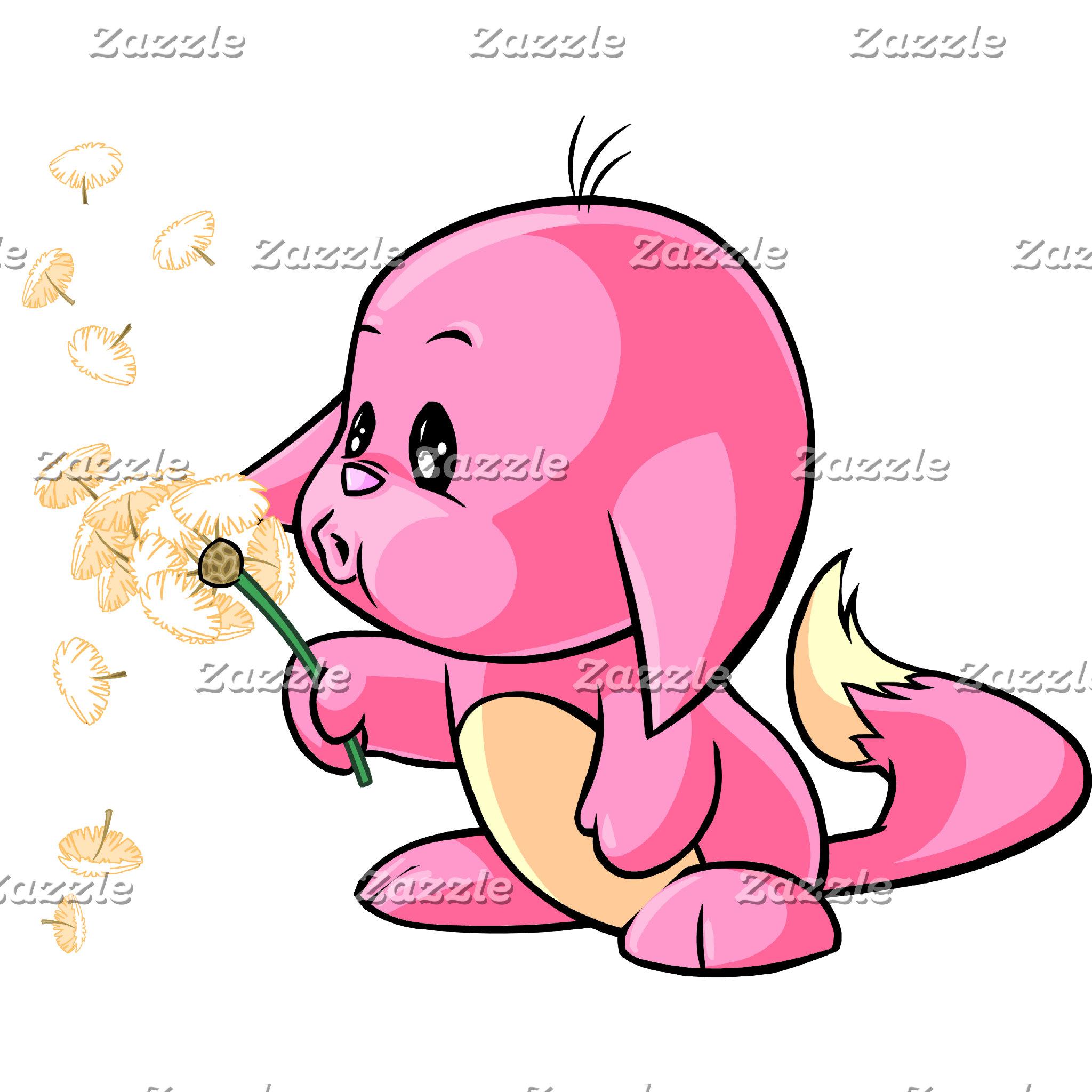 Kacheek Pink