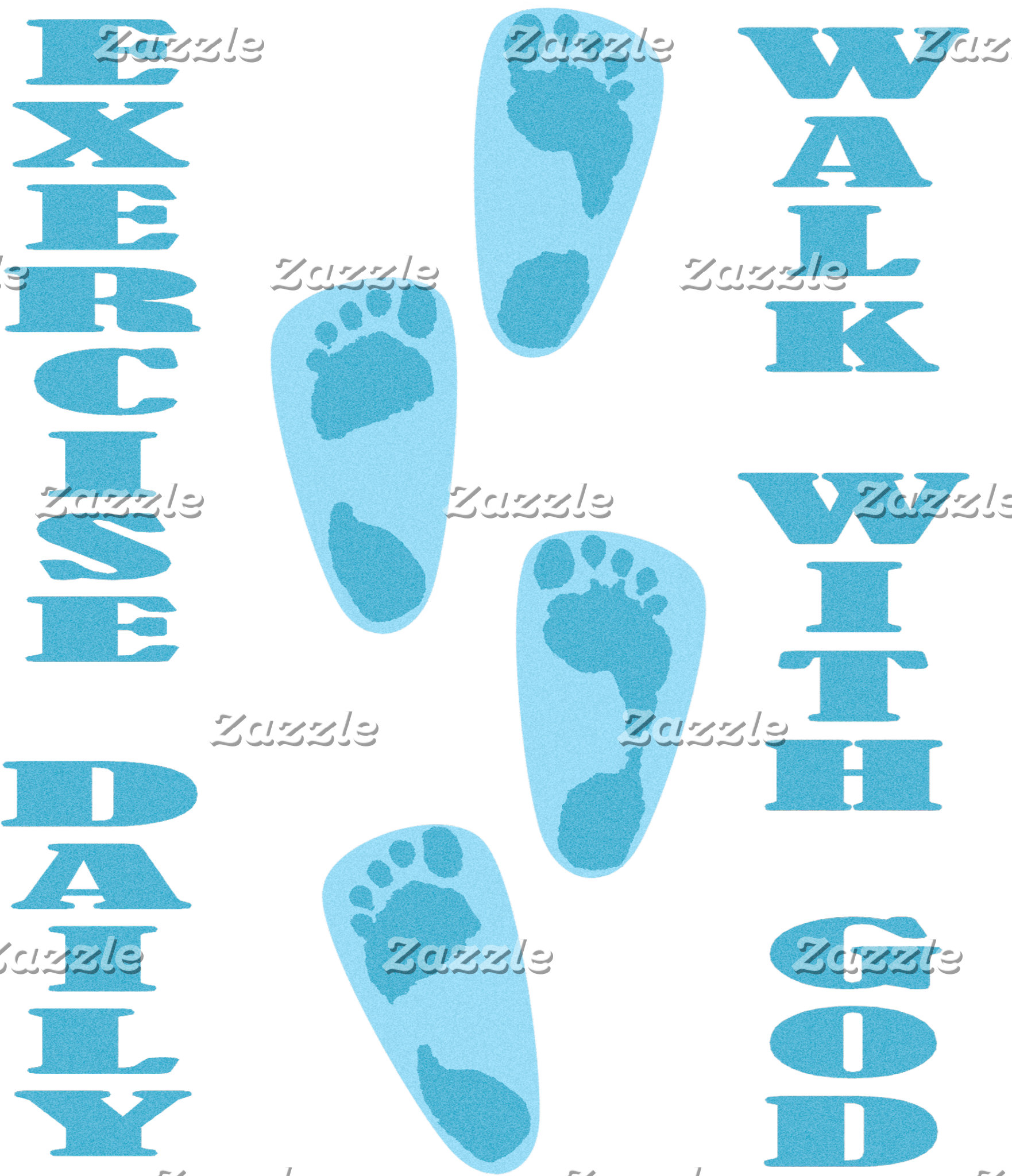 Exercise Daily - Walk with God (Matt 11:28-30)