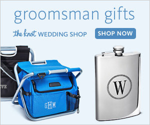 BRIDE AND GROOM GIFTS